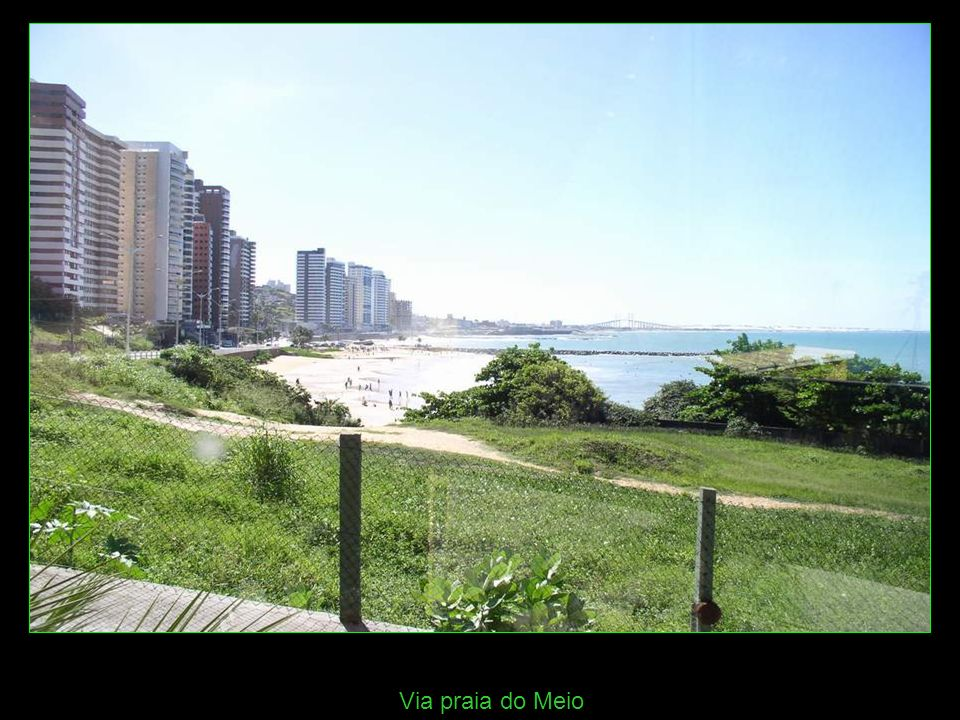 Via praia do Meio