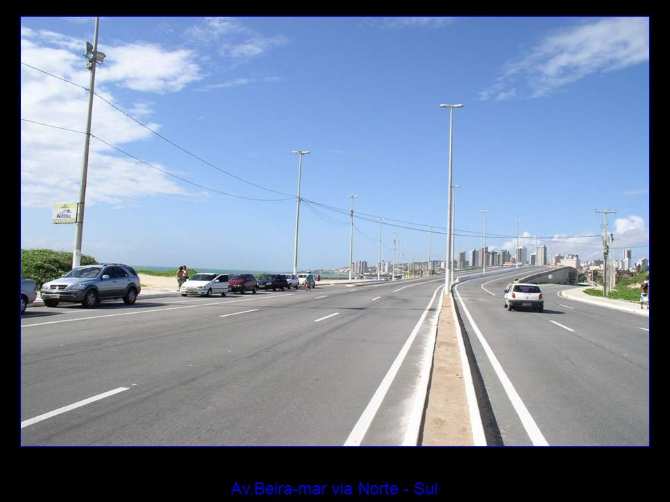 Av.Beira-mar via Norte - Sul