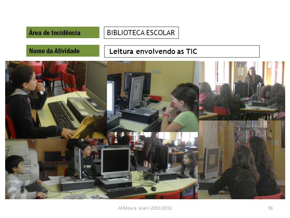 Leitura envolvendo as TIC