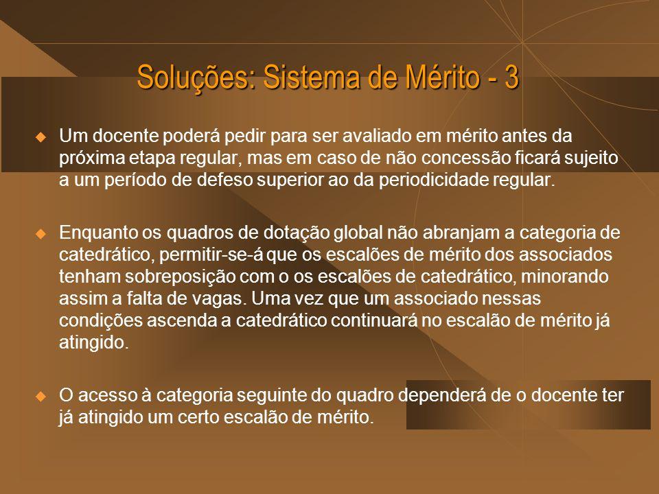 Soluções: Sistema de Mérito - 3
