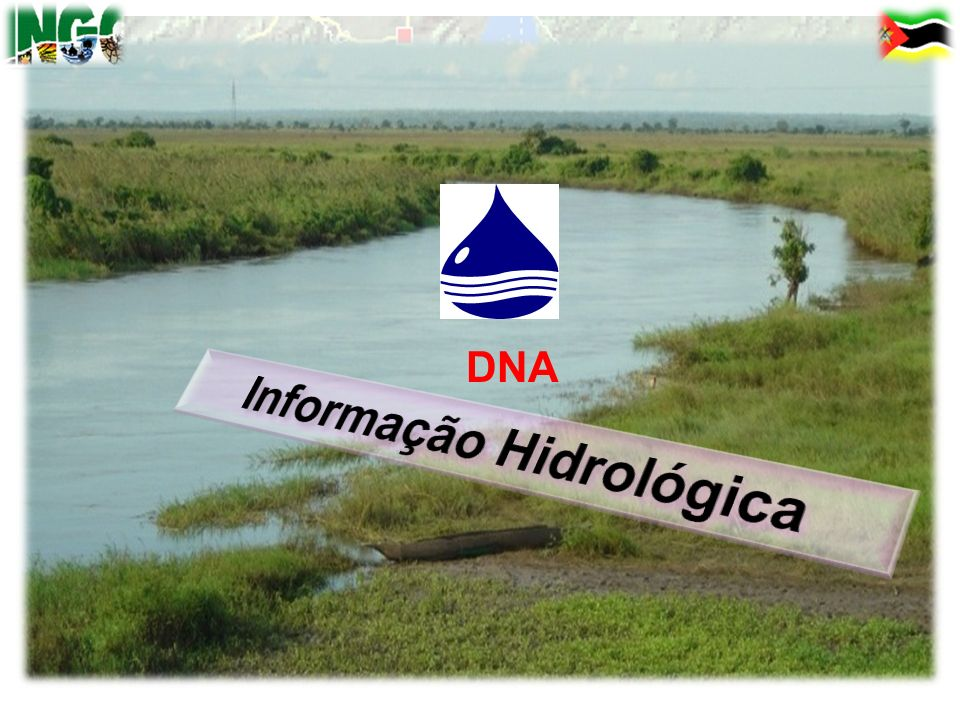 Informação Hidrológica
