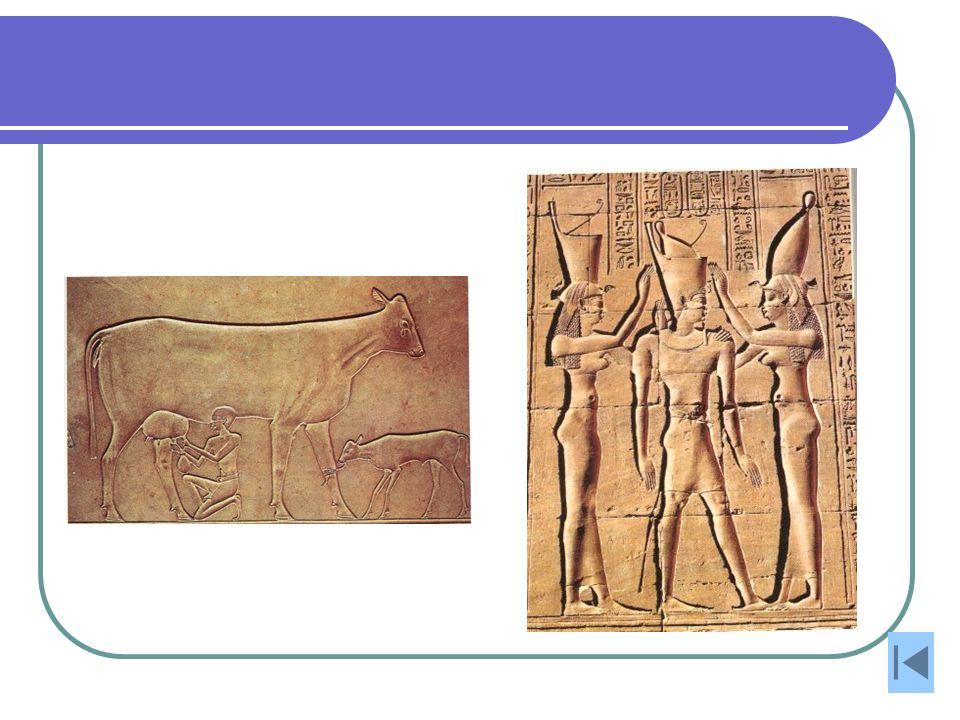 Fig 1 – baixo-relevo do sarcófago da rainha kawit