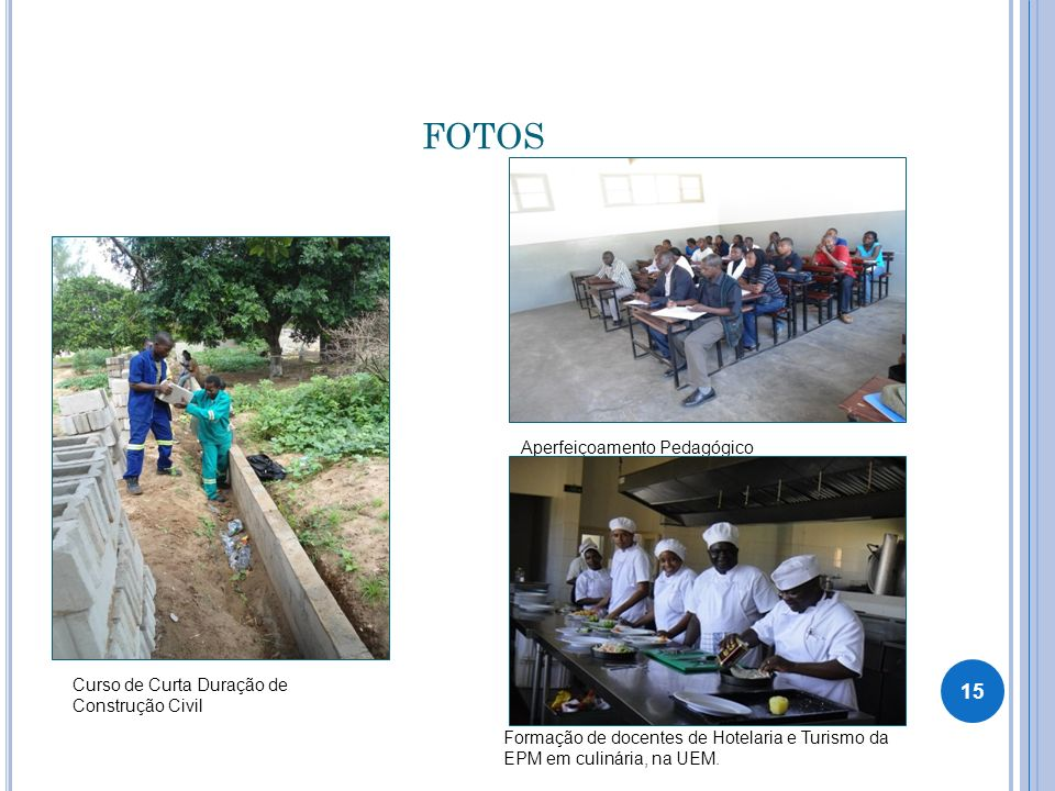 fotos Aperfeiçoamento Pedagógico