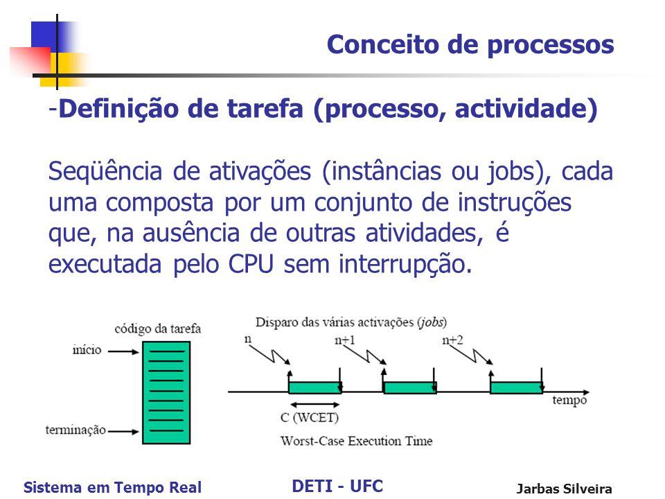 Definição de tarefa (processo, actividade)
