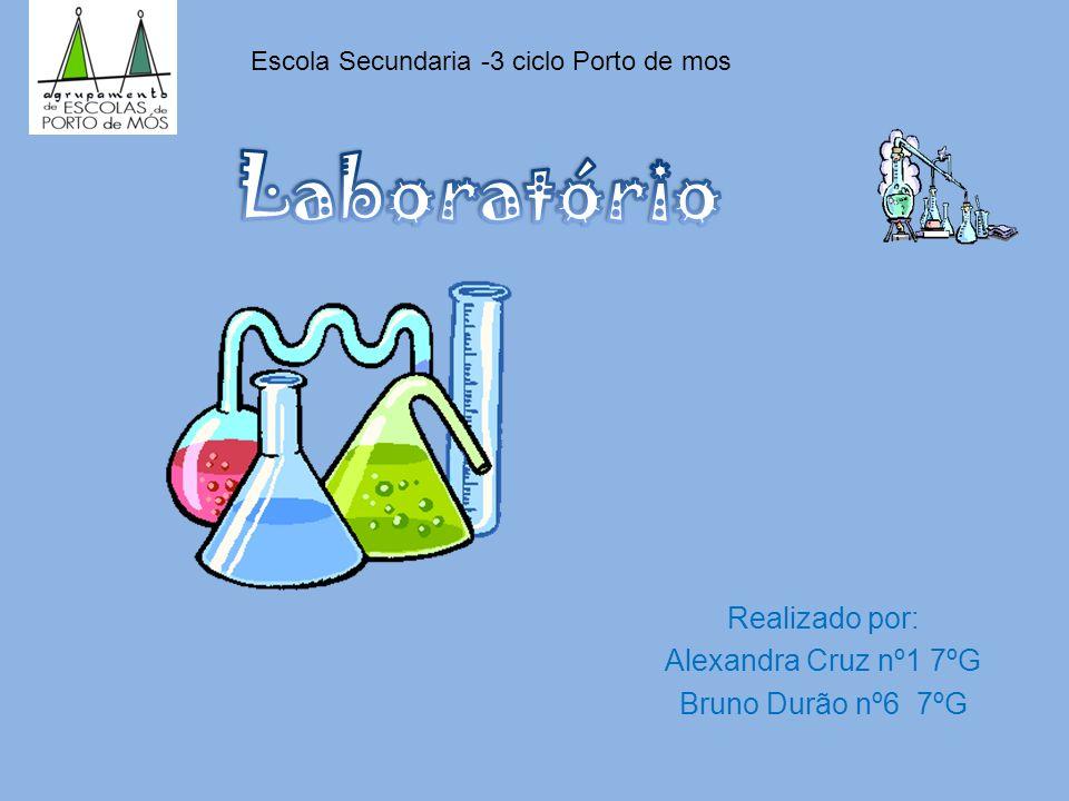 Realizado por: Alexandra Cruz nº1 7ºG Bruno Durão nº6 7ºG