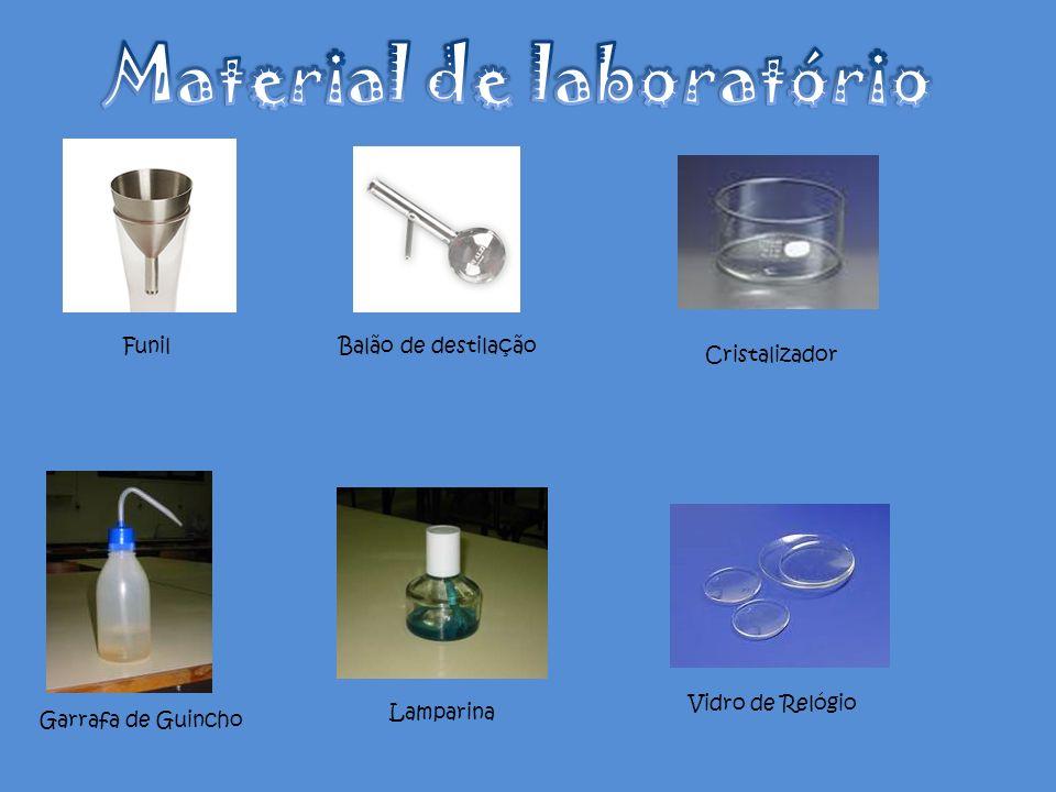 Material de laboratório