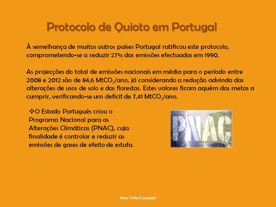 Protocolo de Quioto em Portugal