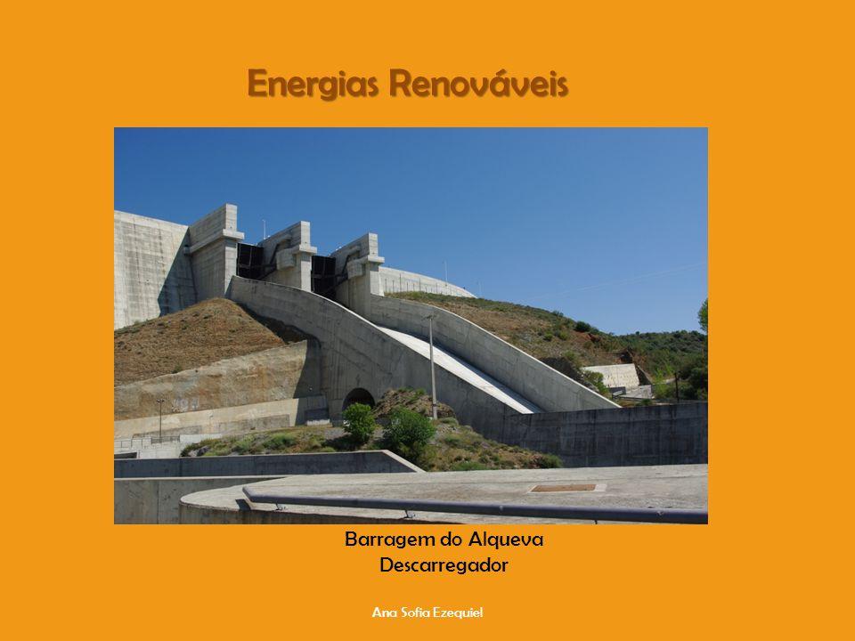 Energias Renováveis Barragem do Alqueva Descarregador