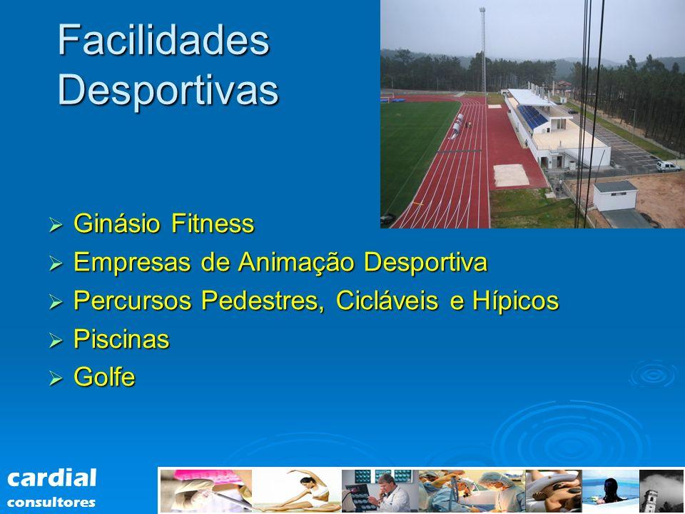 Facilidades Desportivas