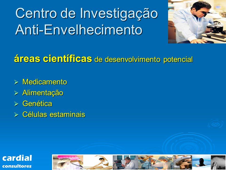 Centro de Investigação Anti-Envelhecimento