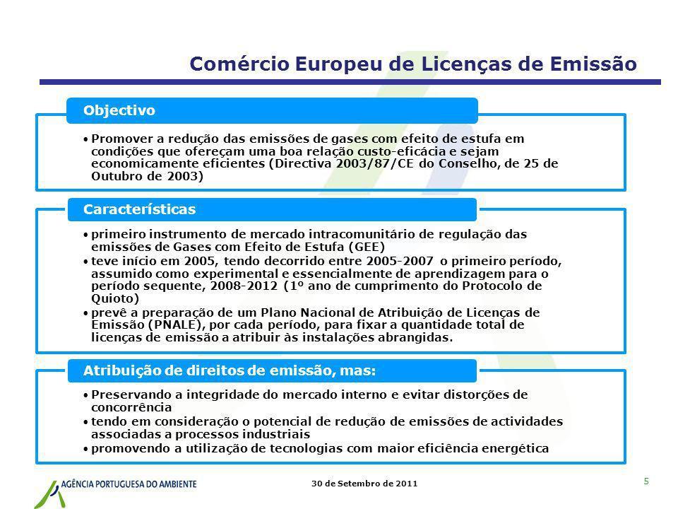 Comércio Europeu de Licenças de Emissão