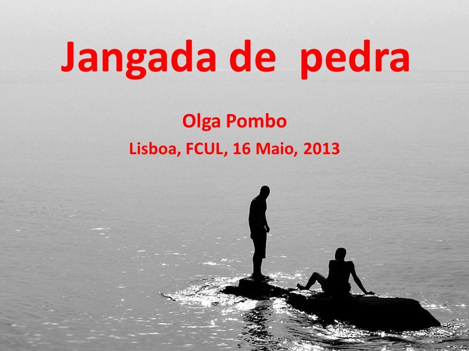 Olga Pombo Lisboa, FCUL, 16 Maio, 2013