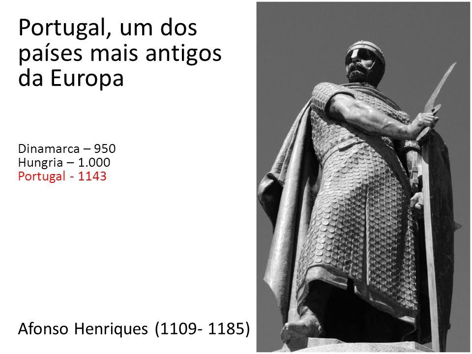Portugal, um dos países mais antigos da Europa