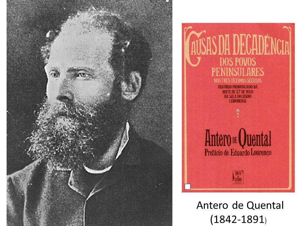 Antero de Quental (1842-1891)
