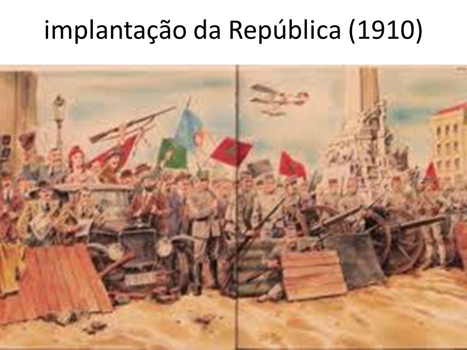 implantação da República (1910)