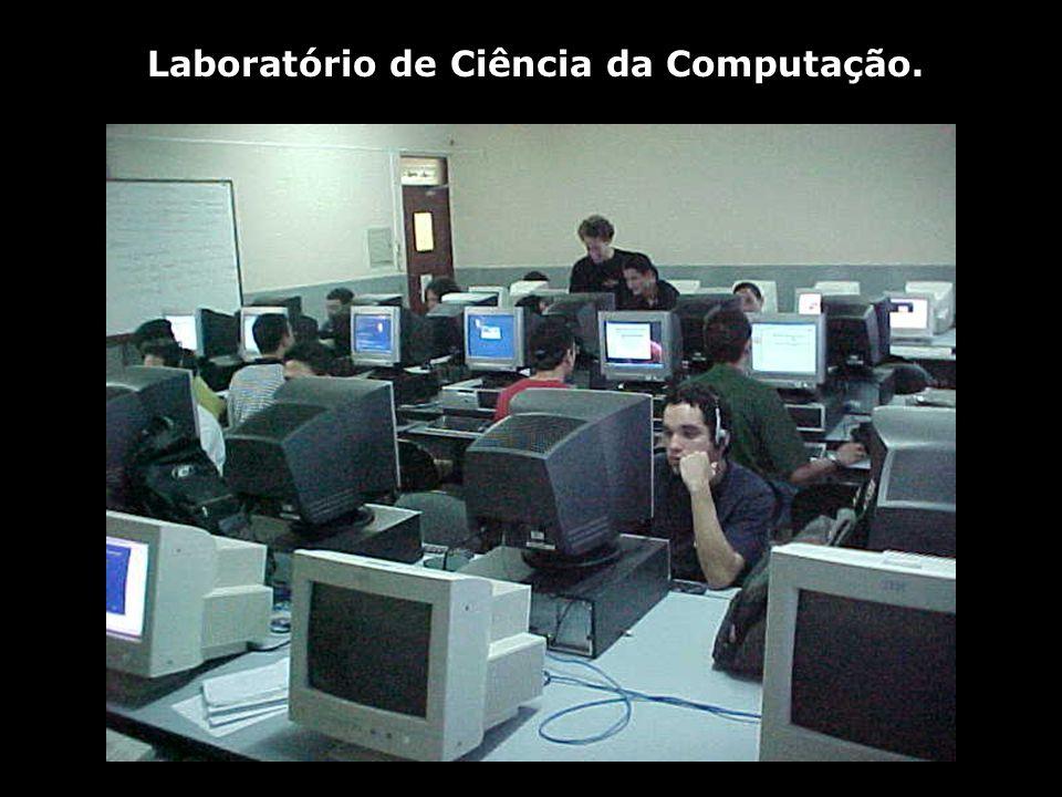 Laboratório de Ciência da Computação.