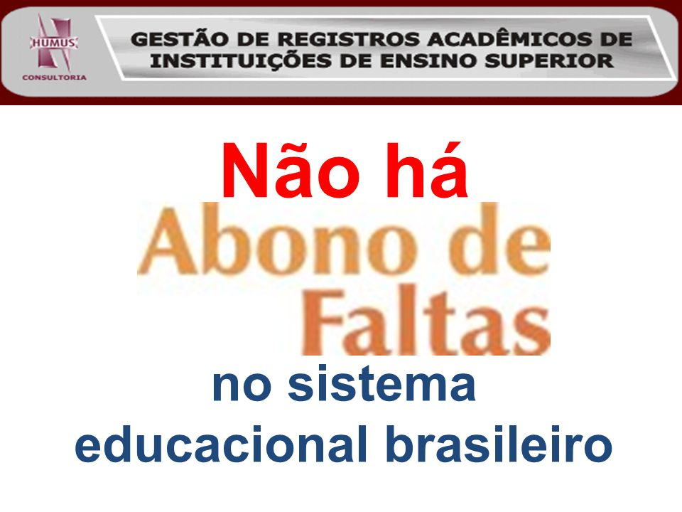 no sistema educacional brasileiro