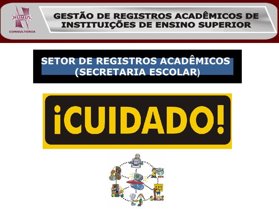 SETOR DE REGISTROS ACADÊMICOS