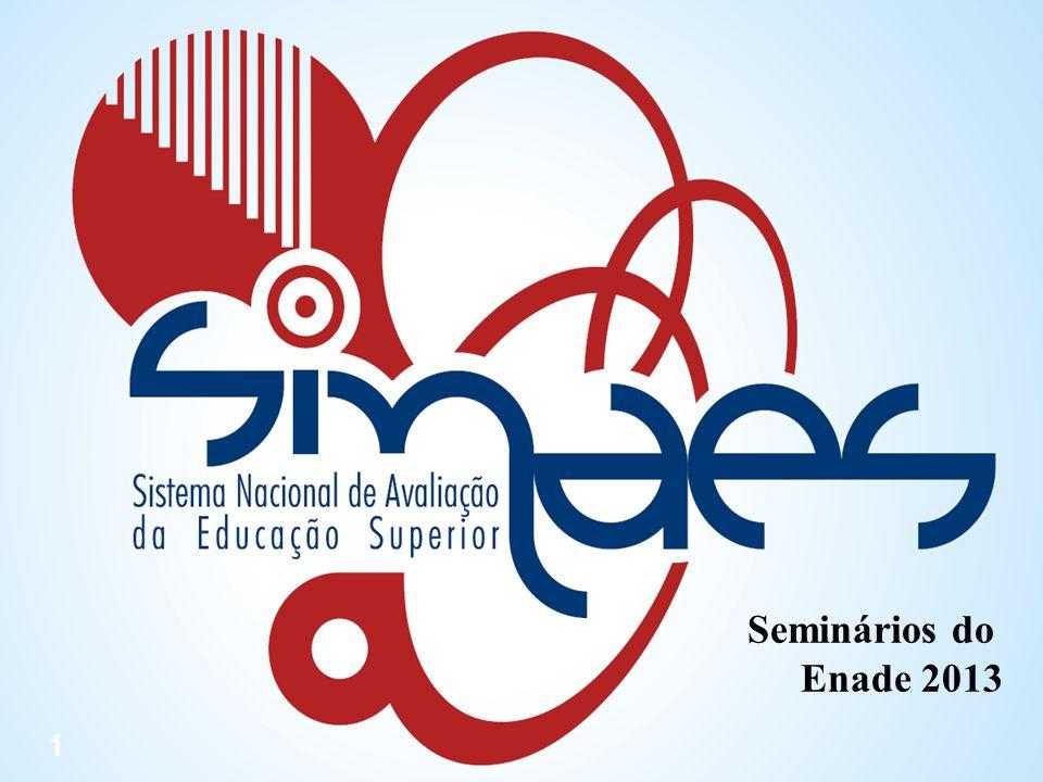Seminários do Enade 2013