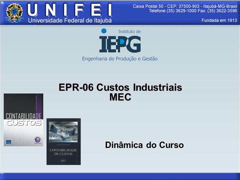 EPR-06 Custos Industriais MEC