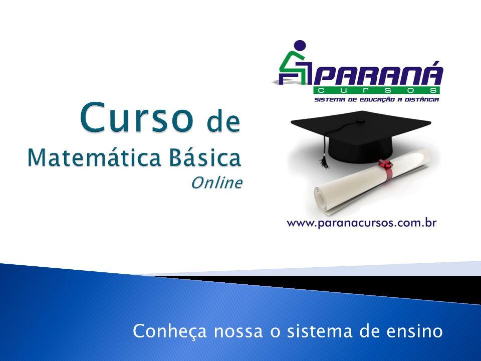 Curso de Matemática Básica Online