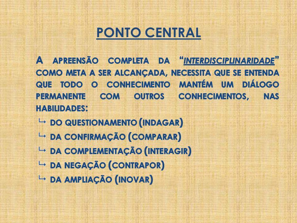 PONTO CENTRAL