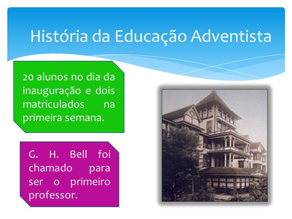 História da Educação Adventista