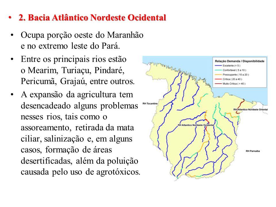 2. Bacia Atlântico Nordeste Ocidental