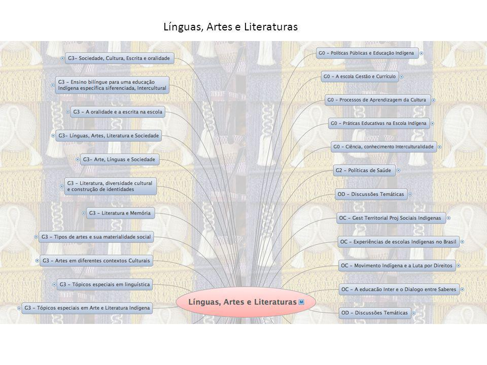 Línguas, Artes e Literaturas