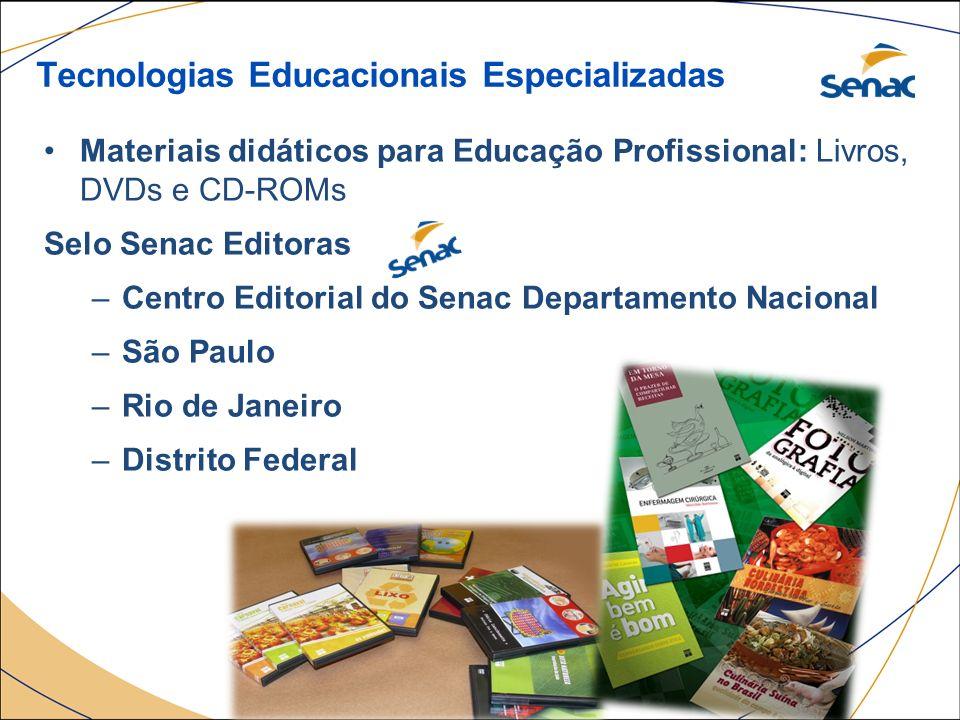Tecnologias Educacionais Especializadas