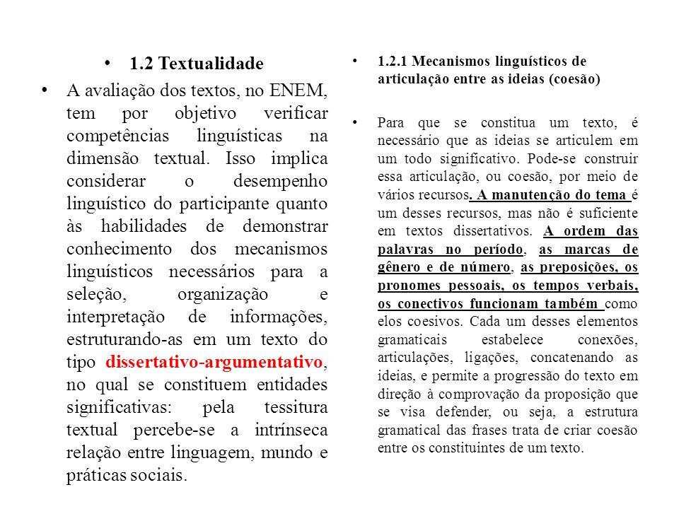 1.2 Textualidade