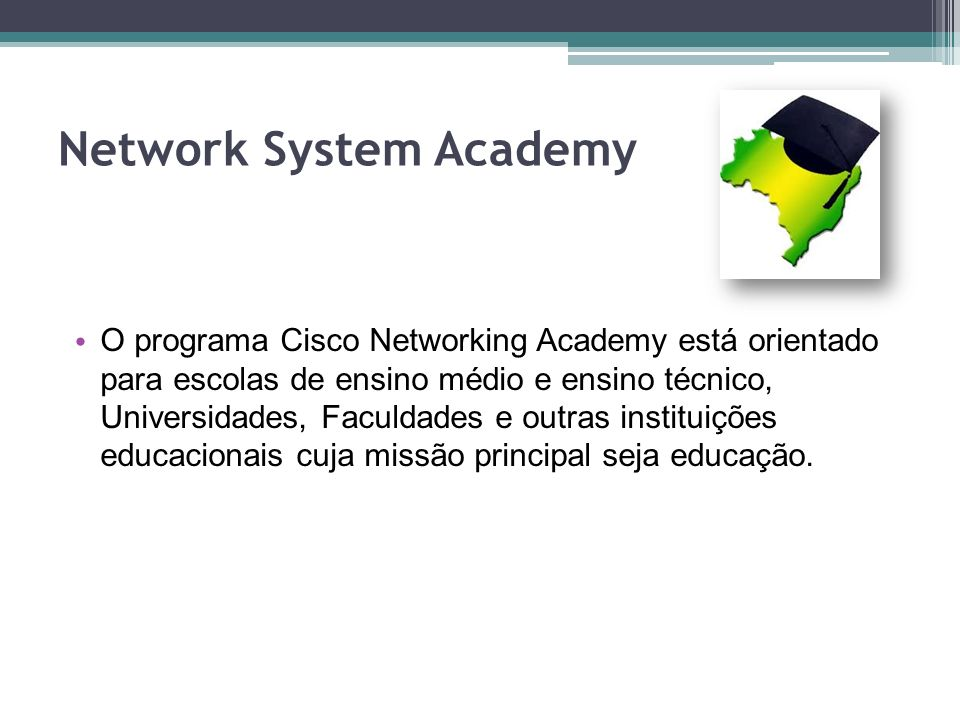 Network System Academy