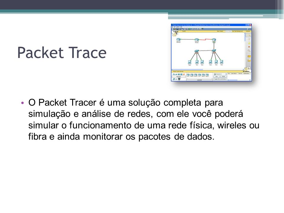 Packet Trace