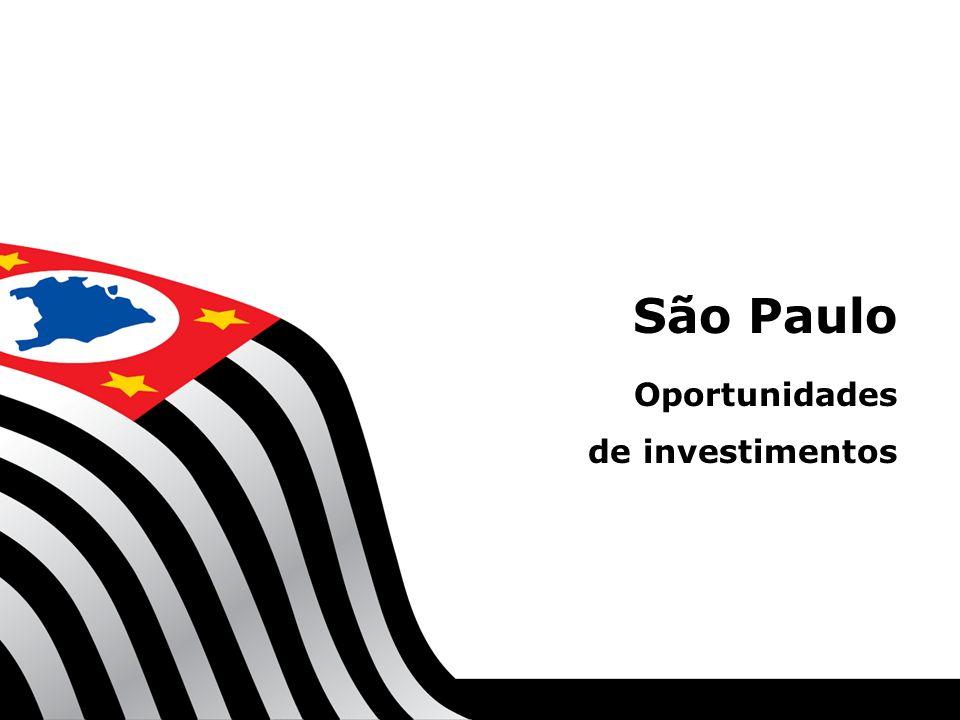 São Paulo Oportunidades de investimentos