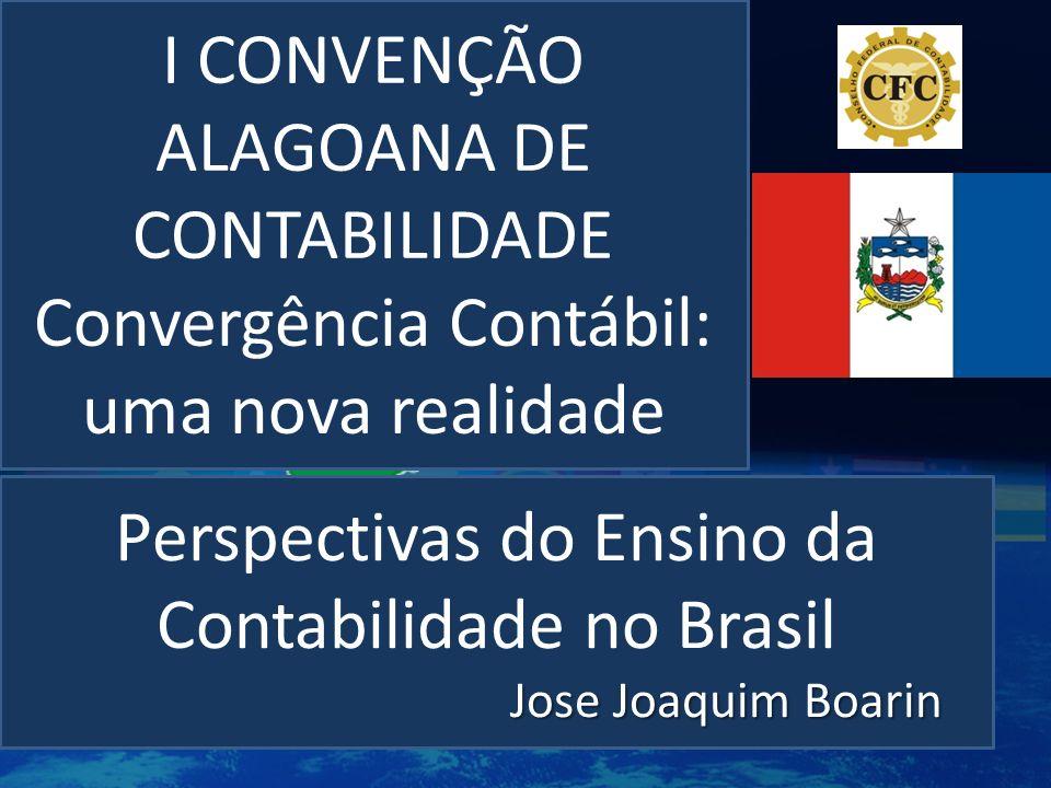 I CONVENÇÃO ALAGOANA DE CONTABILIDADE