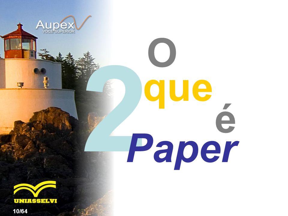 O que é Paper 2 10/64