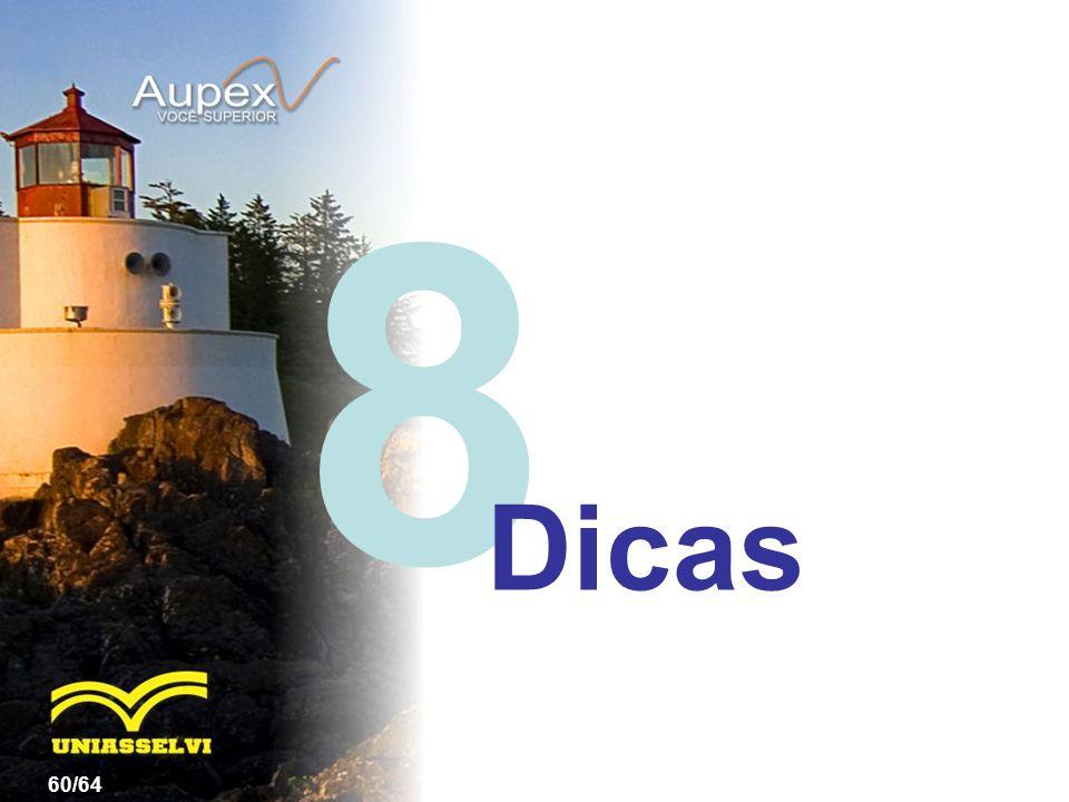 8 Dicas 60/64