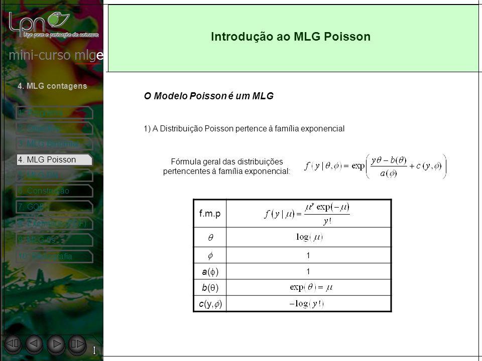Introdução ao MLG Poisson