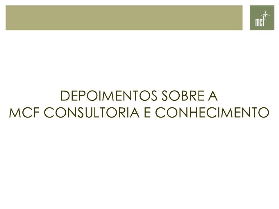 MCF CONSULTORIA E CONHECIMENTO