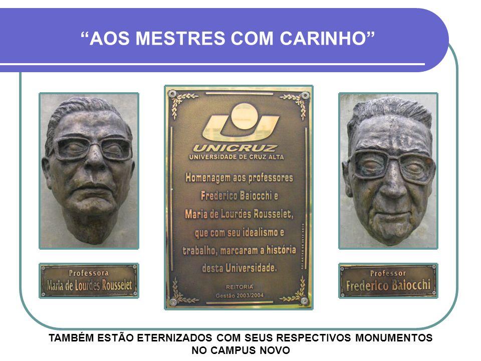 AOS MESTRES COM CARINHO