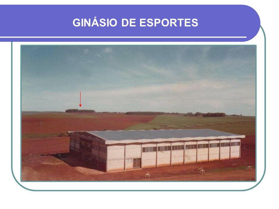 GINÁSIO DE ESPORTES