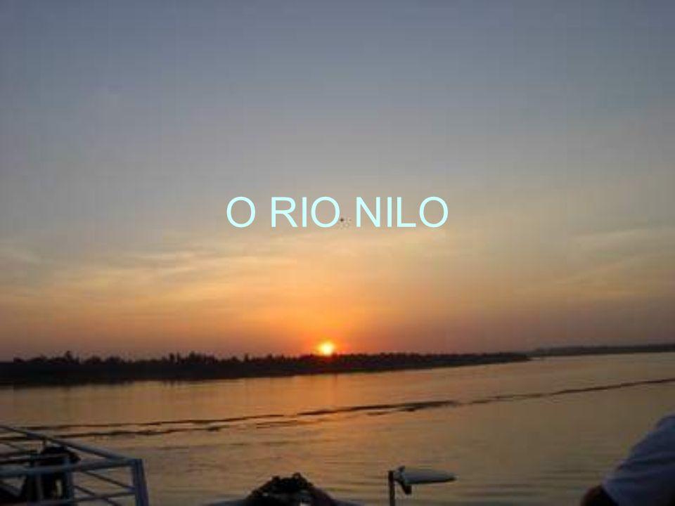 O RIO NILO