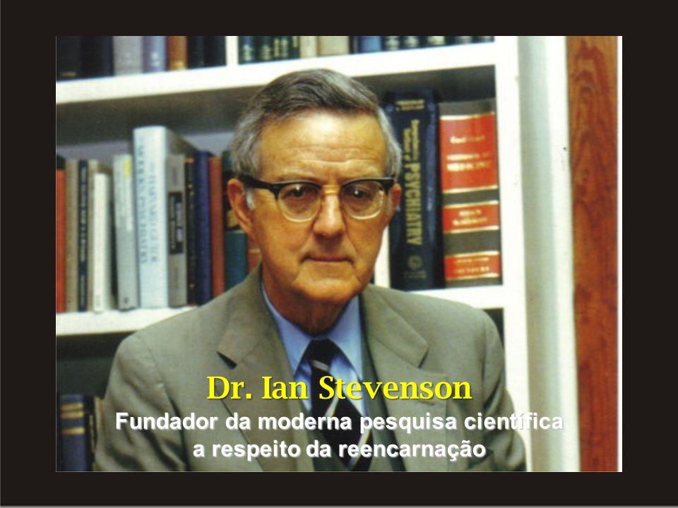 Fundador da moderna pesquisa científica a respeito da reencarnação