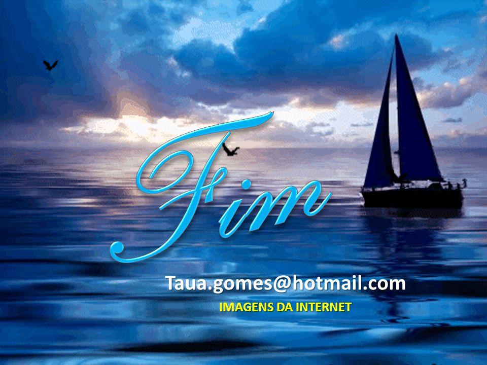 Fim Taua.gomes@hotmail.com IMAGENS DA INTERNET
