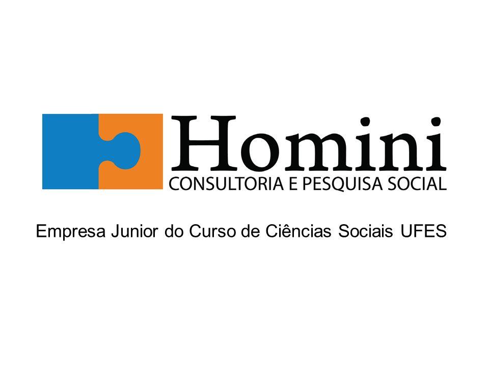 Empresa Junior do Curso de Ciências Sociais UFES