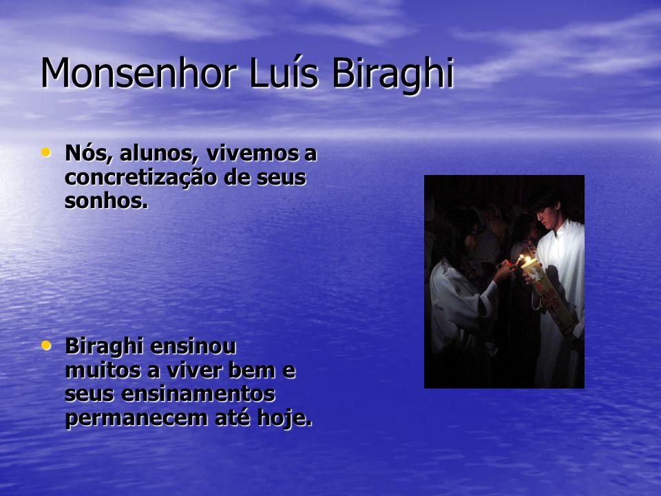 Monsenhor Luís Biraghi
