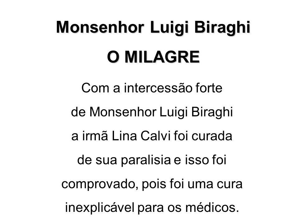 Monsenhor Luigi Biraghi