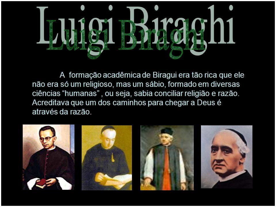 Luigi Biraghi Grupo 0.