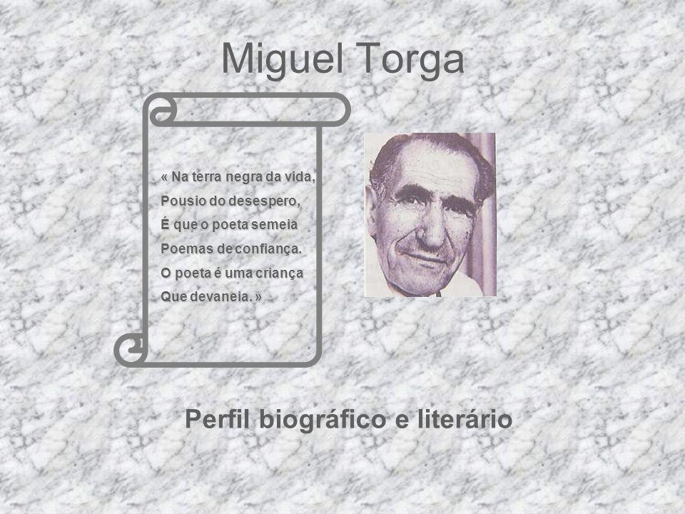 Perfil biográfico e literário