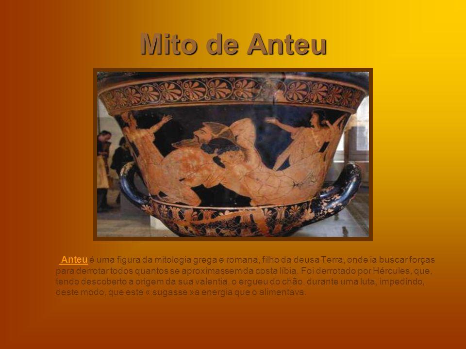 Mito de Anteu